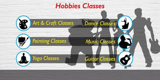 Teachers Available for hobbies like Music, painting, art and craft, yoga, guitar, calligraphy, dance etc.